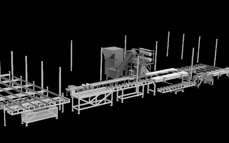 3D construction 2 grå